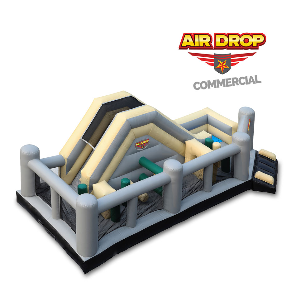 Mad air location jeux gonflables Jeux gonflables Air Drop 360