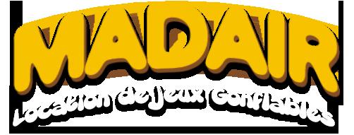 Location de jeux gonflables Madair