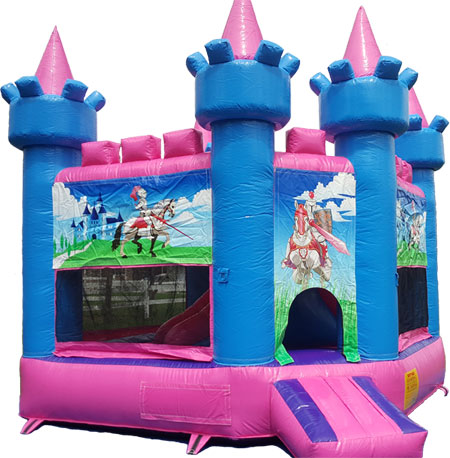 Mad air location jeux gonflables Jeux gonflables Princesse Enchanté
